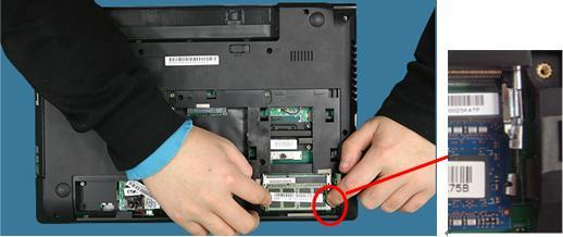 v系列笔记本(5年内)内存硬盘cpu拆卸与升级