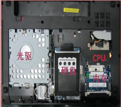 联想g460键盘拆机图解