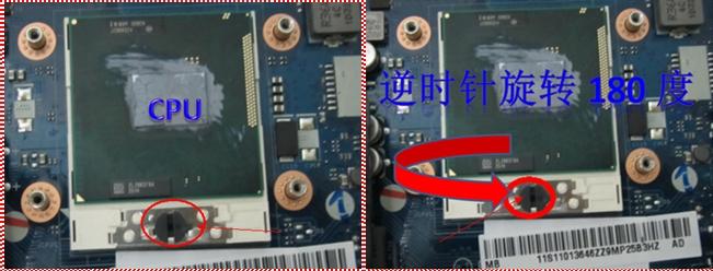 g系列笔记本(5年内)内存硬盘cpu拆卸与升级