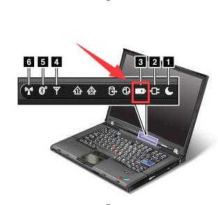 thinkpad笔记本电脑是否有电池充电指示灯 _联想官网