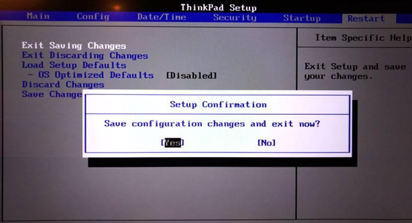改装win7系统时的biso设置方法