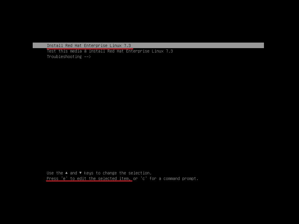 ThinkSystem系列服务器RAID 530/930阵列如何安装RHEL7.3