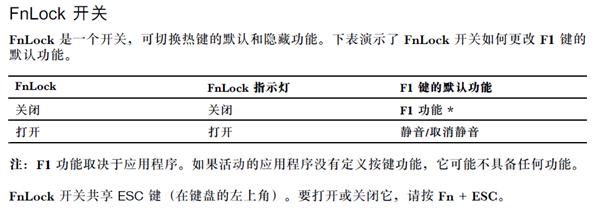 拯救者Y7000/P R7000/P 2020按Fn+Esc切换FnLock指示灯不亮怎么办?