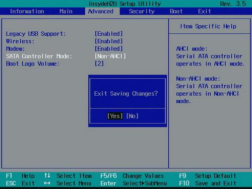联想D20安装XP的步骤